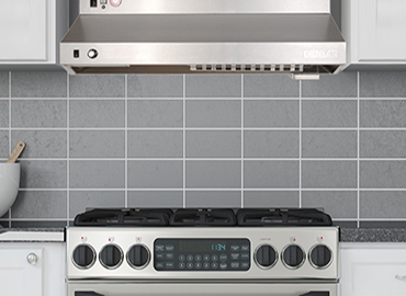 Residential Kitchen Hood Fire Suppression System Dandk